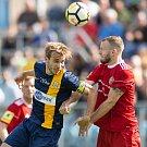 Slezský FC Opava - Fotbal Třinec 1:1