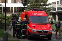 Důvodem, proč osmého října hasiči zasahovali, byla skutečně rtuť.