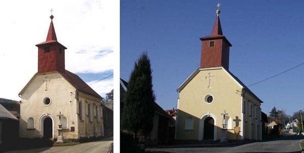 Kaple sv. Floriána, Mikolajice