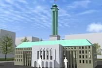 Replika radnice je dalším zdařilým dílem opavského závodu Model Obaly.