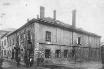 Friedenthalův špitál kolem 19. století.