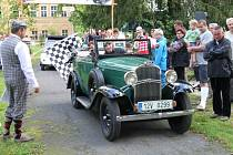 Veterán rallye se v loňském roce povedla.