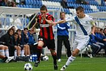 Fotbal Frýdek-Místek - Slezský FC Opava 0:3
