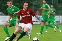 FC Hlučín - AC Sparta Praha B 2:3
