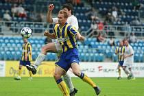 Slezský FC Opava - FC TVD Slavičín 9:0