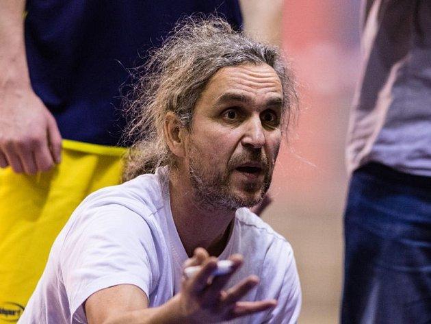 Petr Valeček, trenér opavského béčka