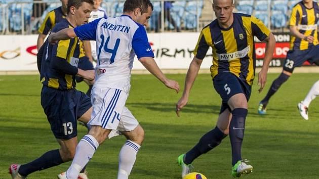 Slezský FC Opava – 1. SC Znojmo 0:1