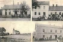 Dobové fotografie Hati, které byly pořízeny mezi lety 1911 a 1914. Tedy v období, kdy Hať a vůbec celé Hlučínsko byly ještě součástí Pruska.