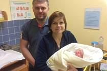 Christian. To je jméno prvního letošního miminka, které se narodilo ve dvě hodiny ráno ve Slezské nemocnici v Opavě.
