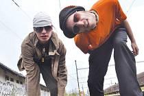 Joe D (vlevo) a AfaRastaFa se spolu dali dohromady před čtyřmi lety.
