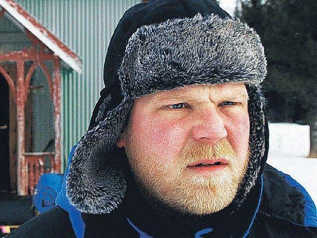Anders Baasmo Christiansen ve filmu Na sever.