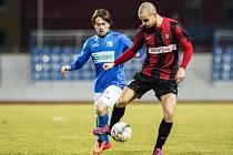 FK Ústí nad Labem – Slezský FC Opava 1:0