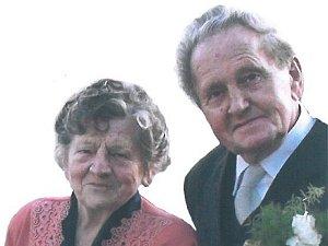 Manželé Vlasta a Josef Kolovratovi