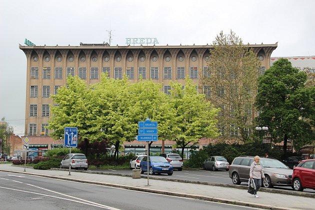 Breda je od roku 2013zavřená.