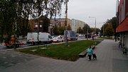 Kolony v Kateřinkách připravovaly o trpělivost řadu řidičů.