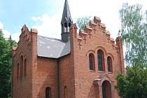 Červený kostel v Hlučíně. Ilustrační foto.