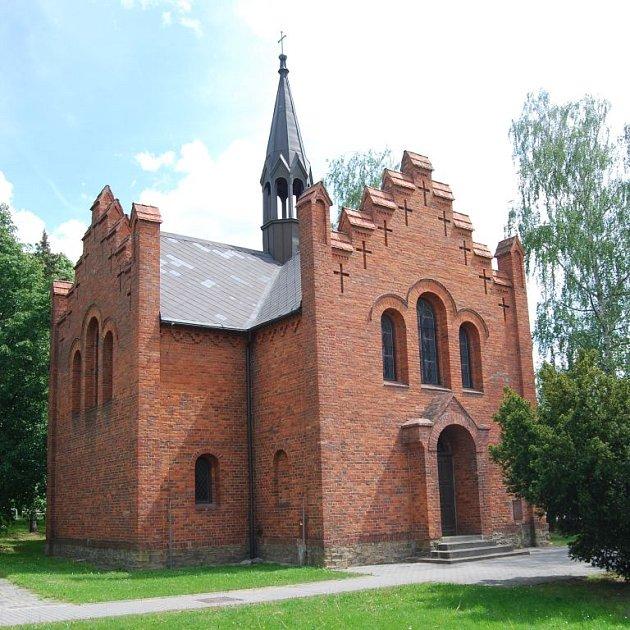 Červený kostel vHlučíně. Ilustrační foto.