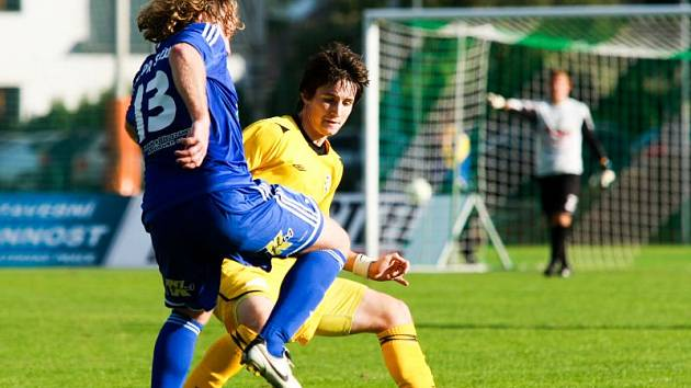 FC Hlučín - 1. SK Prostějov 1:2