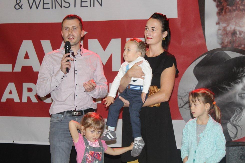 Výtěžek poputuje nemocnému Přemečkovi z Uhlířova.