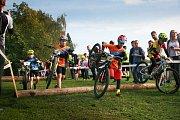 MTBcross 2017. Na Stříbrném jezeře se o víkendu nejvíce dařilo Skalickému.