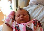 Vanesa Hopová se narodila 27. srpna 2017, vážila 3,30 kilogramů a měřila 46 centimetrů. Rodiče Nicola a Zbyněk z Háje ve Slezsku své prvorozené dceři přejí, aby byla zdravá, šťastná a měla stále úsměv na tváři.