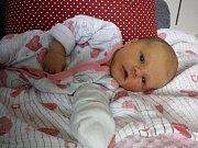 Tereza Illanicová se narodila 8. února 2018, vážila 2,63 kilogramu a měřila 46 centimetrů. Rodiče Monika a Mirek z Opavy přejí své prvorozené dceři do života především zdraví a štěstí.