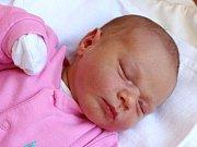 Sára Gregorová se narodila 7. června, vážila 3,07 kilogramů a měřila 49 centimetrů. Rodiče Lada a Gustav z Opavy přejí své dceři krásný a dlouhý život. Na sestřičku se už těší bráška Matěj.