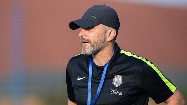 Zápas 23. kola Fortuna národní ligy mezi FC Vlašim a SFC Opava