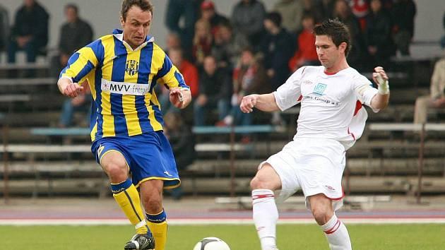 SK Spartak Hulín - Slezský FC Opava 0:1