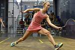 Anna Serme v semifinálovém zápase na turnaji v Arménii.