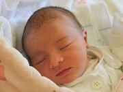 Nela Nekorancová se narodila 12. června, vážila 3,34 kilogramů a měřila 50 centimetrů. Rodiče Nikola a Daniel z Opavy přejí své prvorozené dceři do života zdraví, štěstí a ať se jí dobře daří.