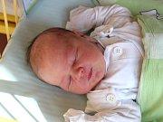 Tomáš Černota se narodil 4. září, vážil 3,78 kilogramů a měřil 52 centimetrů. Rodiče Kateřina a Radim z Dolního Benešova mu přejí hlavně hodně zdraví. Na Tomáška už doma čeká bráška Adámek.