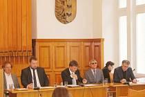Zasedání zastupitelstva města Opavy v pátek 14. října.