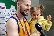 Martin Gnaidek s dcerou Elen