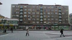 Dům na Horním náměstí.