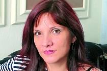 Spisovatelka Eva Tvrdá