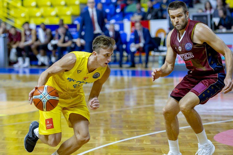 Opavský basketbalista Jakub Slavík - Ilustrační foto.