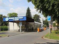 Slezská nemocnice v Opavě. Ilustrační foto.