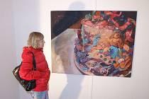 Obrazy Marty Pilařové jsou nyní umístěny v Galerii Albertovec.