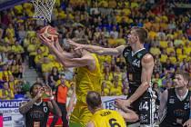 2. finále play off NBL Opava - Nymburk