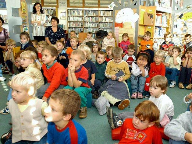 Mateřské školy v Opavě jsou až na pár výjimek plně obsazeny.