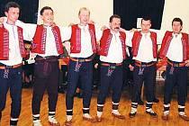 Milovníkům lidové hudby se představí i valašský soubor Rusavjan z Rusavy.