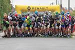 Akademické MČR v inline ½ maratonu. Závody na kolečkových bruslích pro širokou veřejnost.