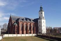 Také kostel v Kravařích se otevře veřejnosti v pátek v noci.