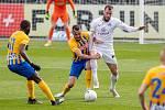 Fotbalisté Slovácka v sobotu zvítězili v Opavě 2:1.
