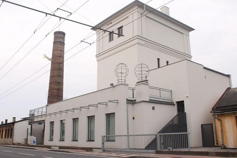 Galerie KUPE se nachází v těsné blízkosti východního nádraží.
