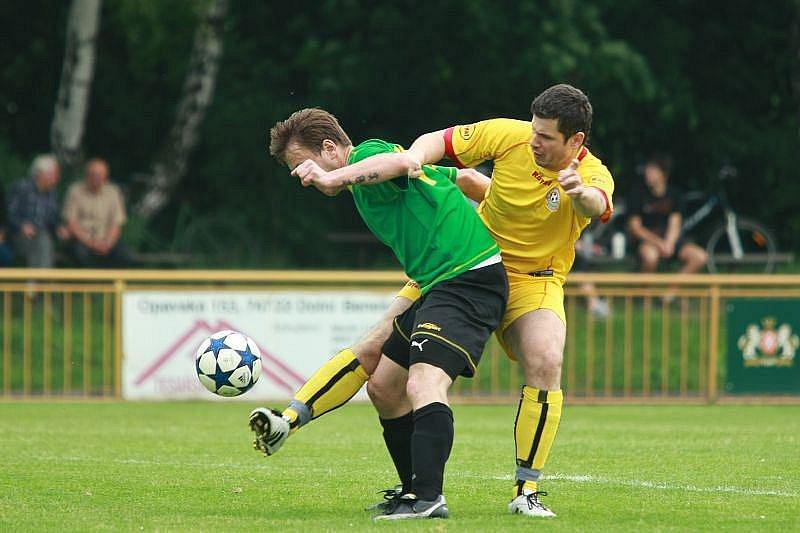 FK Kylešovice – TJ Heřmanice 1:2