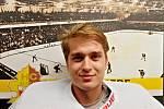 Hokejista Matyáš Daňa