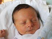 Jakub Stýskala se narodil 25. června, vážil 3,34 kilogramů a měřil 50 centimetrů. Rodiče Nikol a Jakub z Velkých Heraltic přejí svému prvorozenému synovi, aby z něj vyrostl velký a silný chlap.