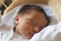 Zoe Blahutová se narodila 11. listopadu, vážila 3,08 kilogramů a měřila 49 centimetrů. Rodiče Klára a Josef z Bratříkovic své prvorozené dceři přejí, aby byla zdravá a šťastná.